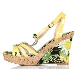 Sandales compensées (TDF2503)