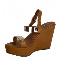 Sandales compensées (TDF2064)