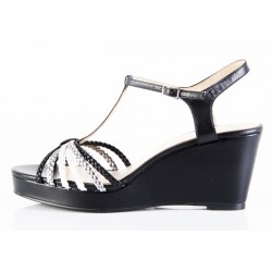 Sandales compensées QL2809