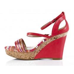 Sandales compensées TDF2918