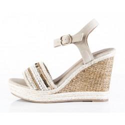 Sandales compensées TDF2965