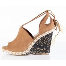 Sandales compensées TDF2976