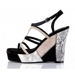 Sandales compensées TDF2977