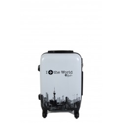 "Bagage cabine 50cm (AISIE3) ""WORLD"""