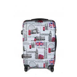 "Bagage 60cm (AISIE3) ""LONDRES"""