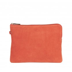 Pochette cuir EVE/L