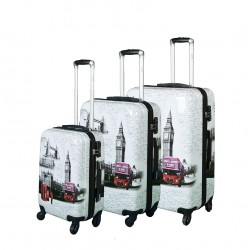 "SET 3 BAGAGES (AISIE3) ""BUS"""