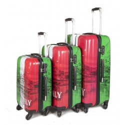 "SET 3 BAGAGES (AISIE3) ""ITALIE"""