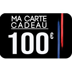 Carte Cadeau 90€ BLACK FRIDAY
