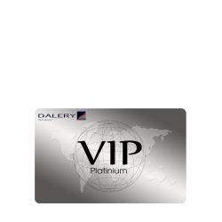 Carte VIP PASS PLATINIUM