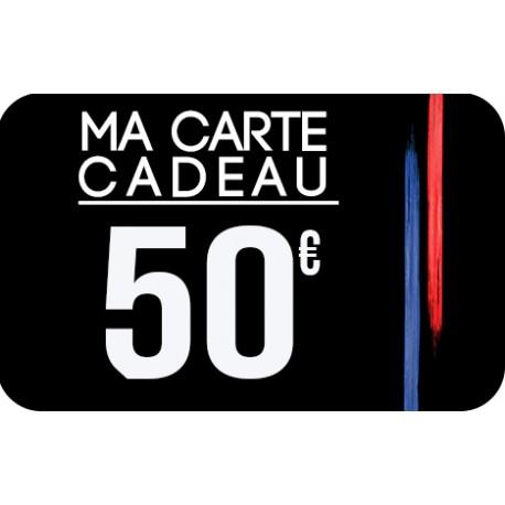 Carte Cadeau 120 euros BLACK FRIDAY