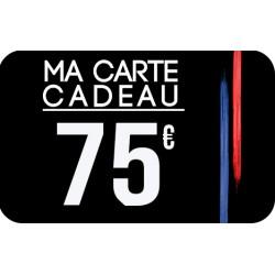 Chèque Cadeau 60€ BLACK FRIDAY