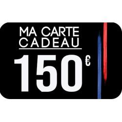 Carte Cadeau 180€ BLACK FRIDAY