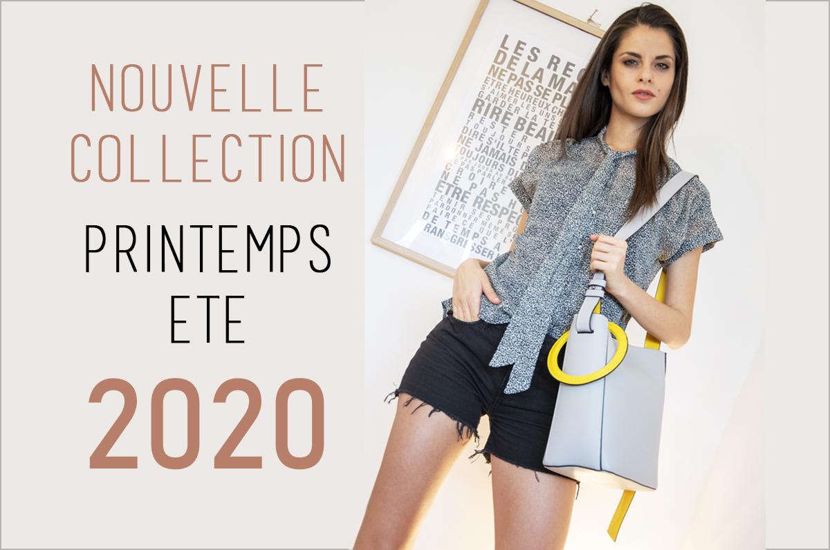 Nouvelle Collection Eté 2019