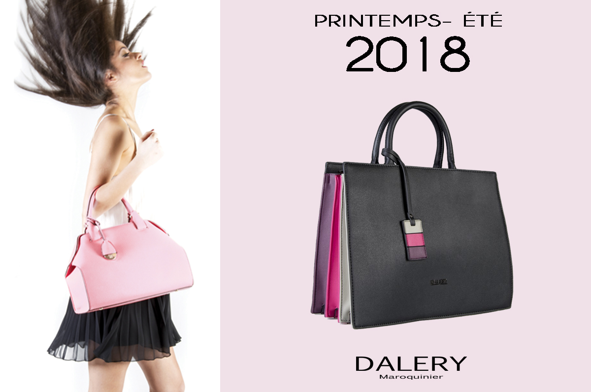 Nouvelle collection Printemps été